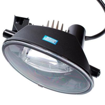 Светодиодная противотуманная фара OPTIMA LED FOG LIGHT 806 Honda 90мм, 7W, 5500K, 9-18V, комплект 2шт арт: LFL-806