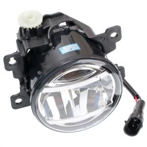 Светодиодная противотуманная фара OPTIMA LED FOG LIGHT 881 Nissan/Honda 90мм, 6W, 5500K, 12-24V, комплект 2шт