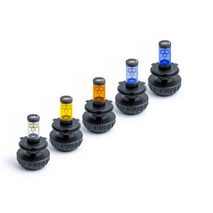 Светодиодные лампы в Головной свет и Противотуманные фары OPTIMA PREMIUM