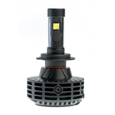 Светодиодная лампа H7 Optima LED MultiColor Ultra 3800Lm 12-24V комплект 2 лампы