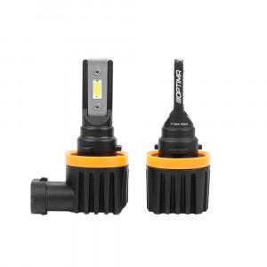 Автомобильные светодиодные лампы H11 OPTIMA LED QVANT