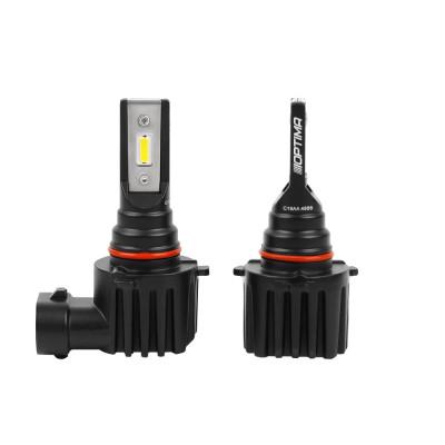 Светодиодная лампа HB3 / HB4 Optima LED QVANT, комплект  2 лампы арт: Q-HB3/HB4