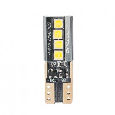 Светодиодная лампа OPTIMA PREMIUM W5W 440Lm CAN, LG chip арт: OP-W5W-440LG
