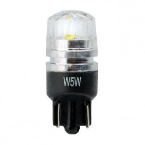 Светодиодная лампа W5W (T10) Optima Premium CREE Chip, 3W, 12V арт: OP-W5W-CR