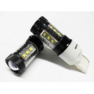 Светодиодная лампа 7440 (W21W) Optima Premium CREE 80W 12V (W3X16d) 1 шт.