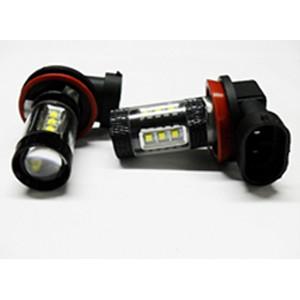 Светодиодная лампа H11/H9/H8 Optima DRL, CREE 80W 1800 люмен 1 шт.