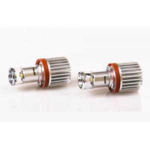 Светодиодная лампа H11/H9/H8 Optima LED Fog, CREE, 4200K, 12-24V, (PGJ19-*), комплект 2 лампы, 2700Lm на комплект
