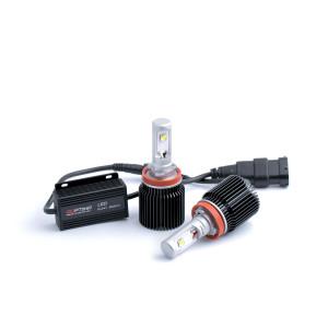 Светодиодные лампы OPTIMA в головной свет и ПТФ серия Premium