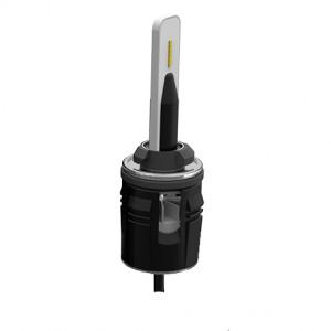 Автомобильная светодиодная лампа H27 Optima LED TURBINE комплект 2 лампы