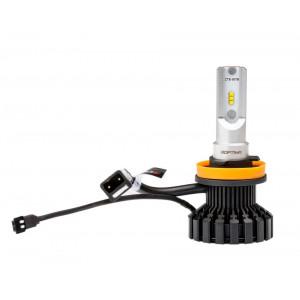 Автомобильная светодиодная лампа H11 Optima LED Ultra CONTROL комплект 2 лампы арт: UC-H11
