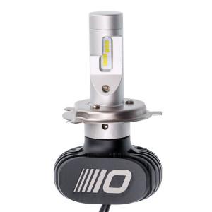 H4 Optima LED i-ZOOM +30%, Seoul-CSP, White, 9-32V, 2 лампы