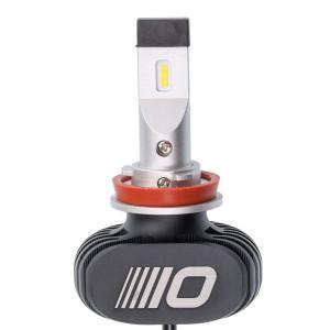 H8 Optima LED i-ZOOM +30%, Seoul-CSP, White, 9-32V, 2 лампы