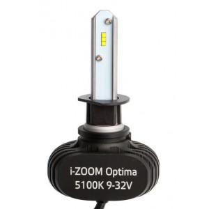 Светодиодная лампа H1 Optima LED i-ZOOM комплект арт: i-H1