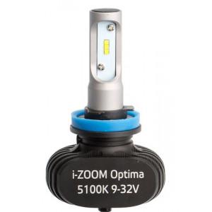 Светодиодная лампа H11 Optima LED i-ZOOM комплект арт: i-H11