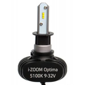 Светодиодная лампа H3 Optima LED i-ZOOM комплект