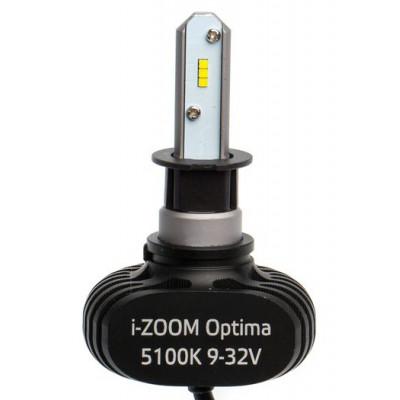Светодиодная лампа H3 Optima LED i-ZOOM комплект арт: i-H3