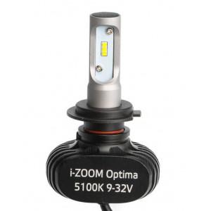 Светодиодная лампа H7 Optima LED i-ZOOM комплект