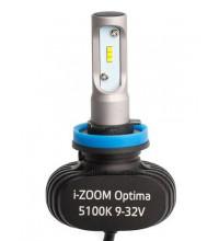 Светодиодная лампа H8 Optima LED i-ZOOM комплект арт: i-H8
