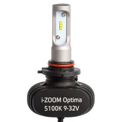 Светодиодная лампа HB3 / 9005 Optima LED i-ZOOM комплект арт: i-HB3