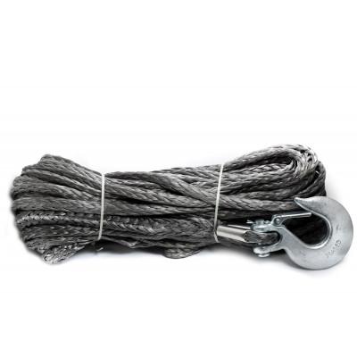 Трос синтетический OffRoadTeam Professional 11мм х 30м, с крюком арт: ORT-PROF-11/30