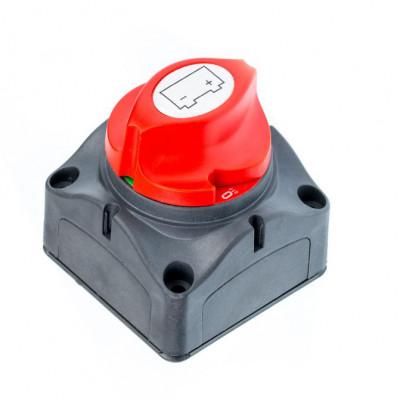 Выключатель массы 275/1250 А, 12-48 В, 68 х 68 х 75 мм, корпус Черный арт: ORT-BIS-7