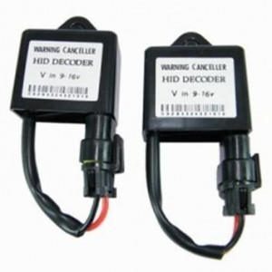 Обманка для блоков розжига CanBus Decoder A, 9-16V