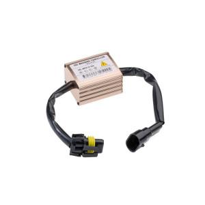 Обманка для блоков розжига CanBus Decoder AB Metall, 9-16V, металлический корпус