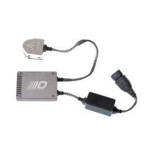 Блок розжига Optima Premium EMC-52 Slim с двойной цифровой обманкой, под лампу D2S/D2R, Fast start