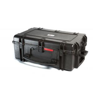 Кейс пластиковый объем 109,3л с колесиками арт: ORT-109L