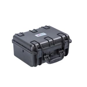 Кейс пластиковый объем 18.1л, внутренний размер 382*271*175мм, IP67 (*382718)