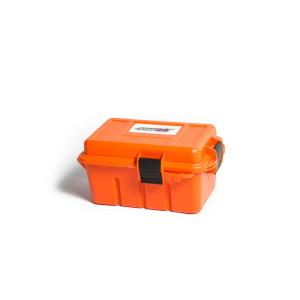 Герметичный ящик для мелочевки Оранжевый