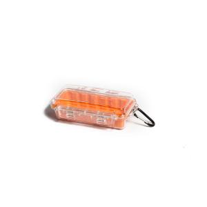 Кейс пластиковый оранж.