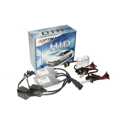 Комплект ксенона Optima slim ARX-501 50W Fast Start 9-32V быстрый розжиг арт: ARX-501-SET