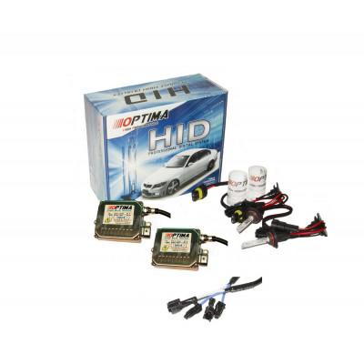 Комплект би-ксенона Optima  ARX-206 Can Bus 9-16V 50W с обманкой арт: ARX-206 H/L