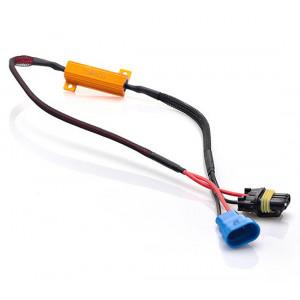 Нагрузочное сопротивление под цоколь HB3 50W/6Om, 1 шт